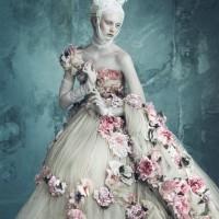 Dolce & Gabbana Alta Moda by Daniele and Luigi + Iango - Vogue Germany April 2014