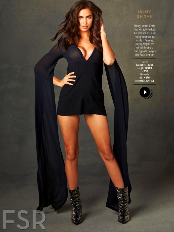 Irina Shayk for Sports Illustrated Swimsuit 2014