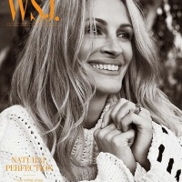 Julia Roberts by Josh Olins for WSJ Magazine May 2014