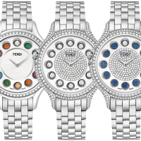 """Reset Your Time - Fendi """"Crazy Carats""""  Fall/Winter 2014 Special Edition"""