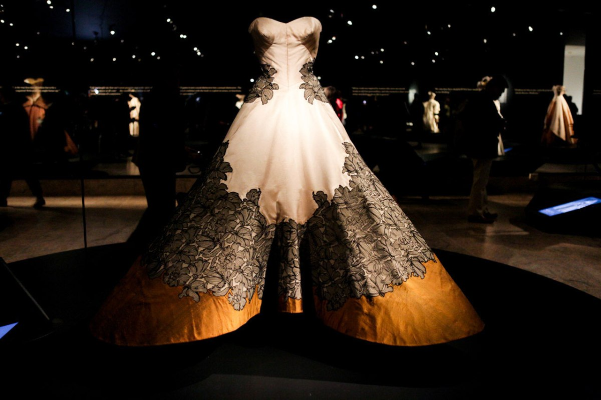 "Charles James ""Beyond Fashion"" Exhibition at The Met"