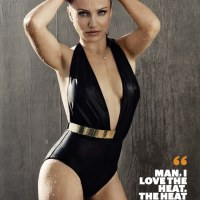Cameron Diaz Strips Down for Esquire Magazine