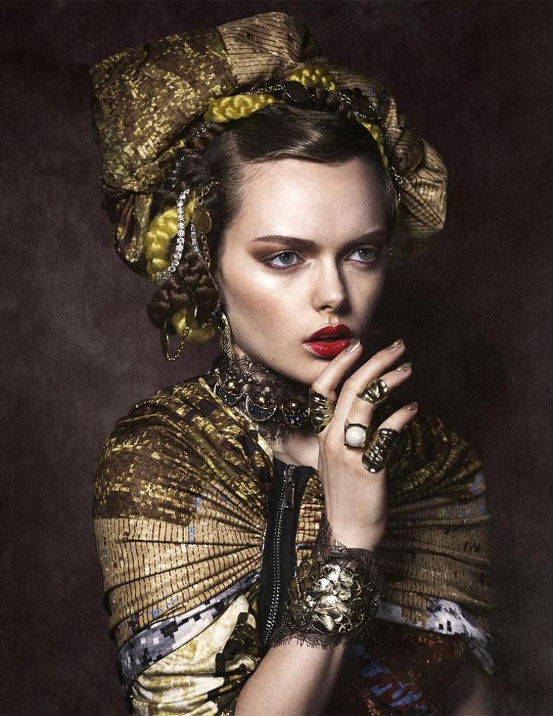 gypsy day – by astrid sterner for elle vietnam august 2014 issue
