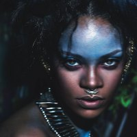 Wild Rihanna - by Mert & Marcus for W Magazine September 2014