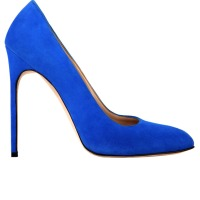 All Shades Of Blue - 20 Most Interesting Pairs of Pumps