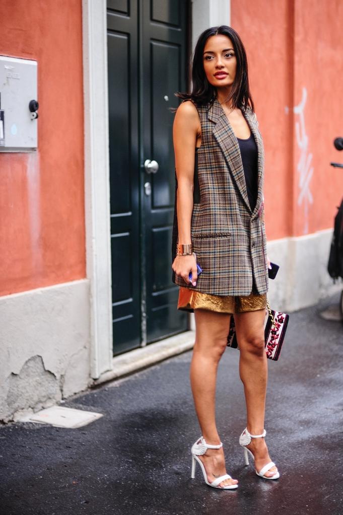 Street Style At Milan Fashion Week Spring Summer 2015 Part 2 A Stairway To Fashion