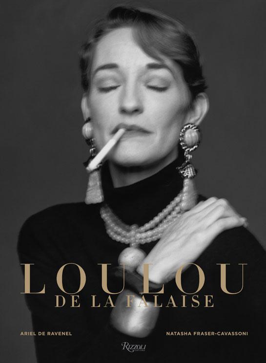"""The LouLou de la Falaise"" book by Natasha Fraser-Cavassoni"