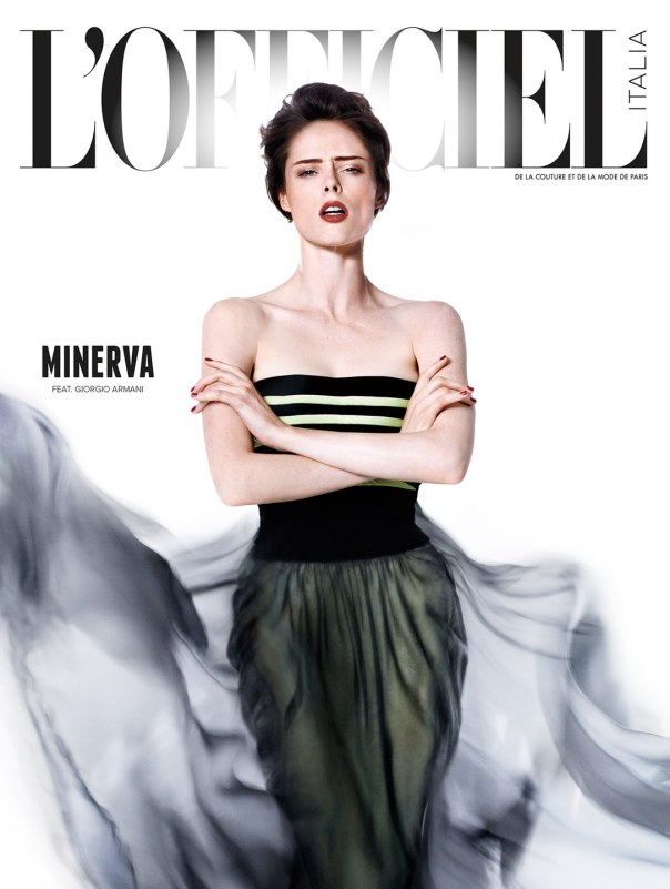 Coco Rocha by Kristian SchullerL'Officiel Italia September 2014