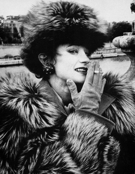 "Photograph from ""The LouLou de la Falaise"" book by Natasha Fraser-Cavassoni"
