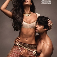 Bronze Age - by Tarun Vishwa for Vogue India November 2014 Issue