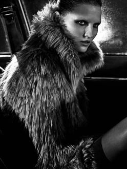 Katlin Aas by Victor Demarchelier for Numéro Magazine December/January 2014.15