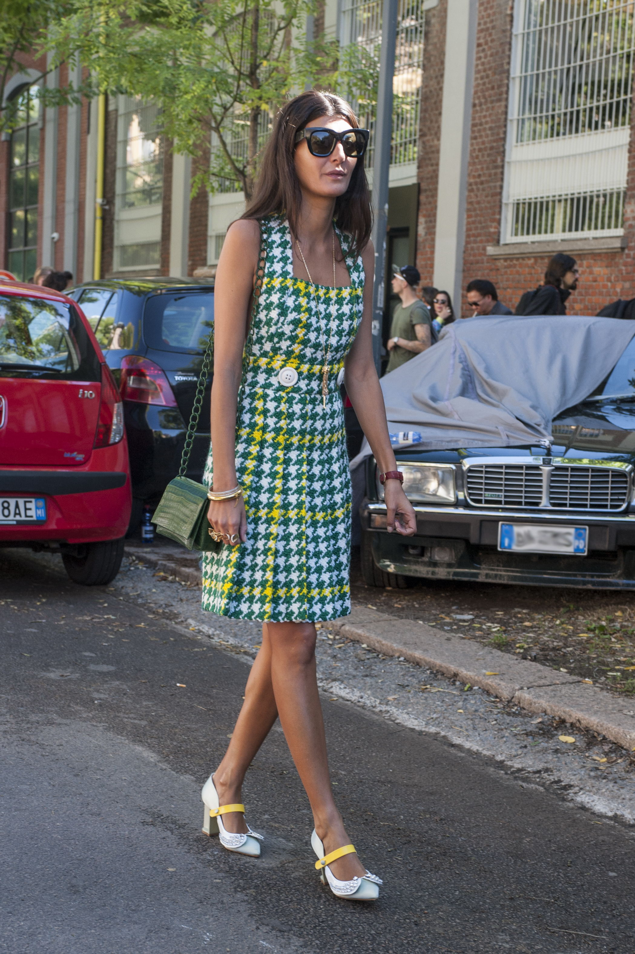 Street Style At Milan Fashion Week Spring Summer 2016 A