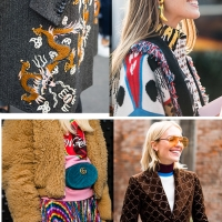 Best Street Style from Milan's Fashion Week Fall-Winter 2018-2019