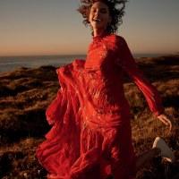 Maggie Jablonski by Jake Terrey for Vogue Australia March 2018
