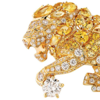"A Big Cat For Inspiration - Chanel ""L'Esprit du Lion"" High Jewelry Line"