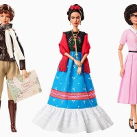 "Role Models - The New Barbie Doll Is All About ""Inspiring Women"""