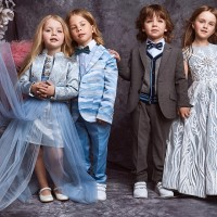Kids With Style - Valentin Yudashkin Kids Debut Collection Fall/Winter 2018